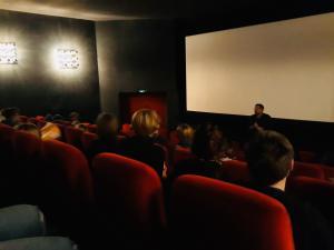 """Filmgespräch zu """"Das Mädchen Wadjda"""" Filmgespräch im YORCK Kino"""
