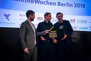 Eröffnung 15. SchulKinoWochen Berlin 2018 (c) Robert Paul Kothe