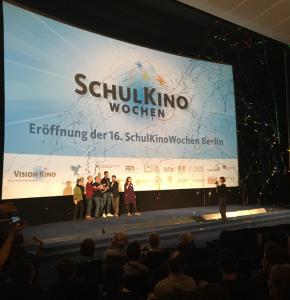 Eröffnung der SchulKinoWochen Berlin 2019