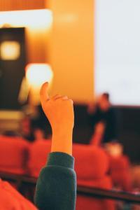 Schüler*innen im Gespräch zu WALL·E – DER LETZTE RÄUMT DIE ERDE AUF im Filmtheater Union