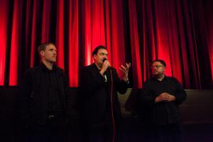 Eröffnung SchulKinoWochen Berlin 2018 mit Sebastian Schultz und Charly Hübner
