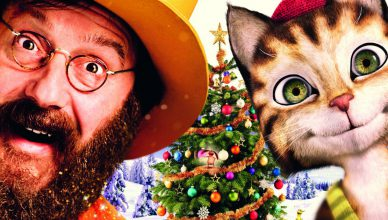 Pettersson und Findus: Das schönste Weihnachten überhaupt (c) Wild Bunch