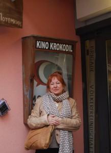 Drehbuchautorin zu Gast bei MORITZ IN DER LITFASSSÄULE im Kino Krokodil