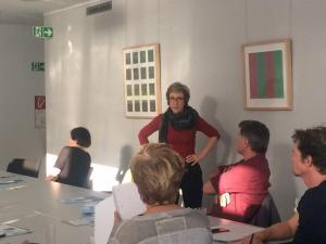 Fortbildung Dokumentarfilm im Unterricht mit Prof. Martina Döcker, Bundeszentrale für politische Bildung