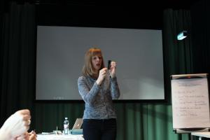 Referentin Christine Preuß