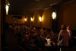 Drehbuchautorin Christa Kożik zu Gast bei MORITZ IN DER LITFASSSÄULE im Kino Krokodil