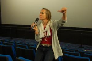 Filmgespräch zu TOMORROW mit Katrin Oeser