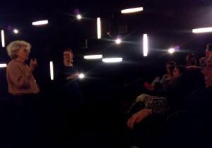 Heidemarie Grobe von Terre des Femmes im Filmgespräch zu MUSTANG