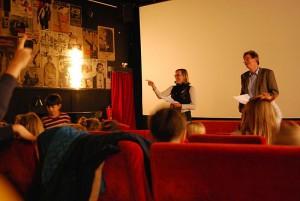 Filmgespräch zu TORTUGA mit Dr. Rolf Peinert (Konsortium Deutsche Meeresforschung)