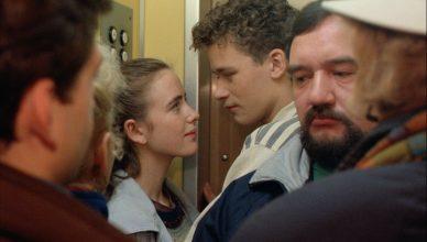 Das Mädchen aus dem Fahrstuhl (c) DEFA-Stiftung, Dieter Chill