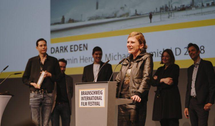 Jasmin Herold (c) Filmfestival Braunschweig/Patrick Slesiona