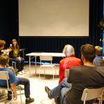 Filme sehen - Filme hören. Inklusive Filmvorführung mit offener Audiodeskription + Filmgespräch