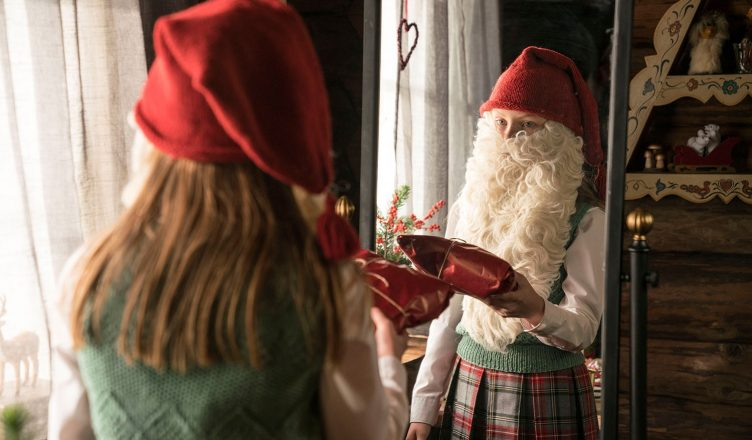 Lucia und der Weihnachstmann (c) Koch Films