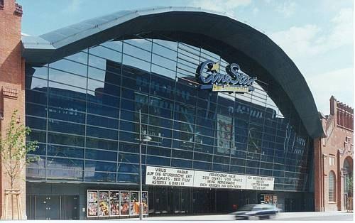 Cinestar Berlin - Tegel Berlin