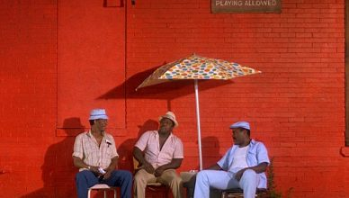 Do the right thing (c) Universal Pictures