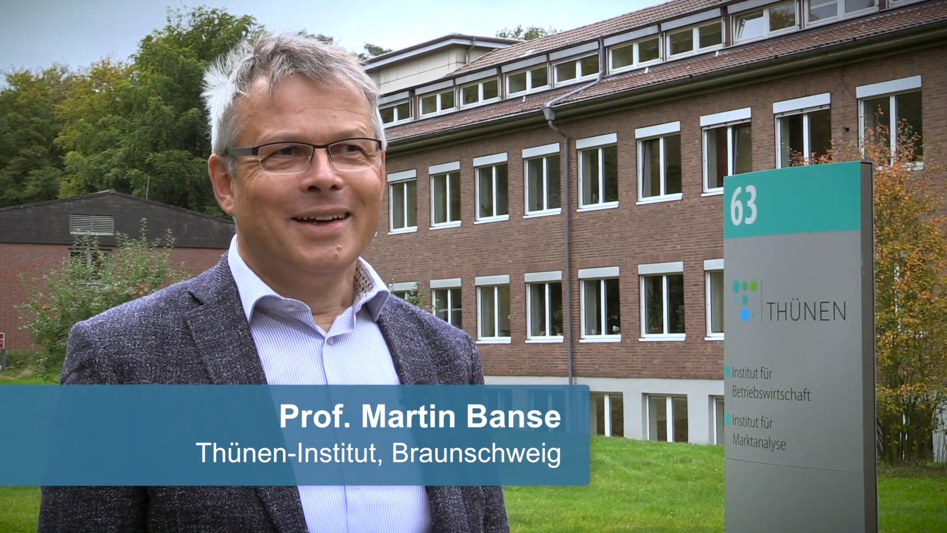 Prof. Martin Banse