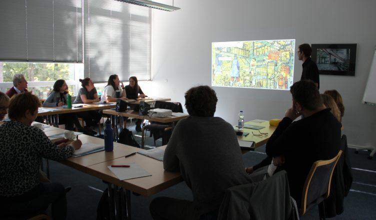 Fortbildung (c) SchulKinoWochen Berlin